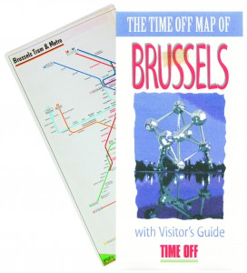 Brussels-Thomas-Cook-Time-Off-cover-and-map