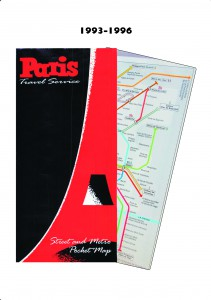 PTS cover & map 1993-1996