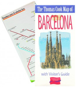 Thomas-Cook-Holidays-Barcelona-Map-and-Cover