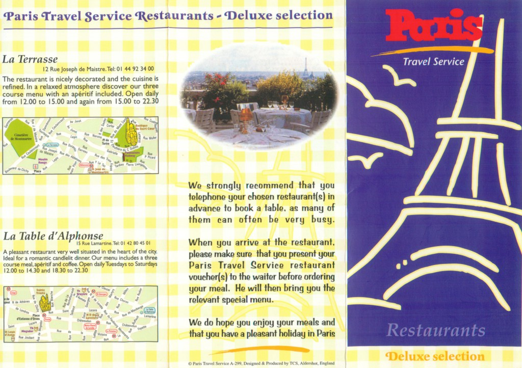 Deluxe Restaurant category cover