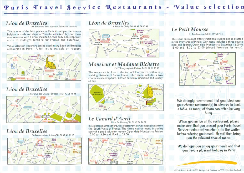 Value Restaurant category inside